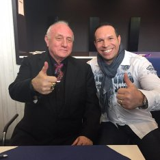 Marc Galal mit Richard Bandler